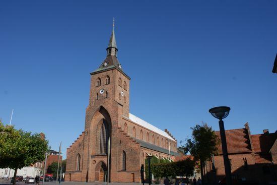 Odense Domkirke Skt. Knuds Kirke