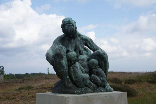 Statueparken i Dronningmølle