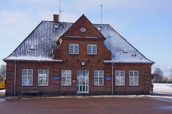 Gilleleje Station