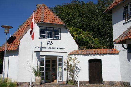 Johannes Larsen Museet, i Kerteminde