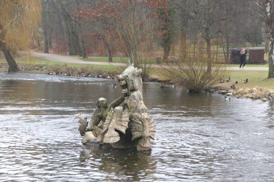 Havhesten i Odense