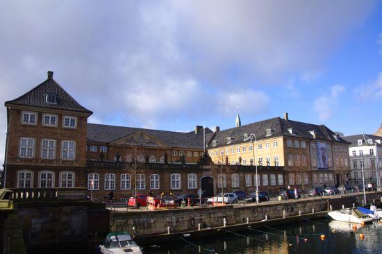 Nationalmuseet i København