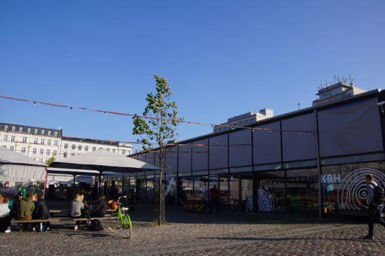 Torvehallerne i København