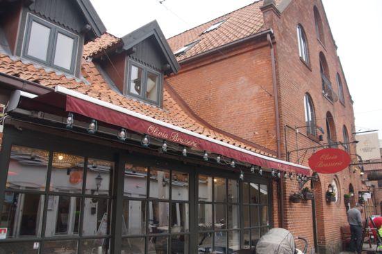 Olivia Brasserie i Odense