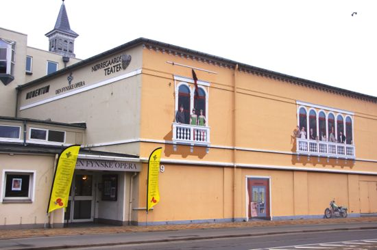 Den fynske Opera i Odense