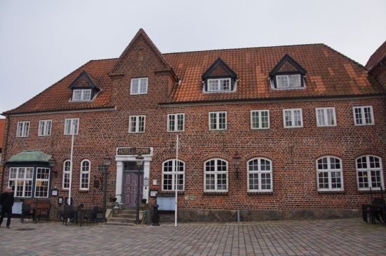 Hotel Dagmar fra 1581