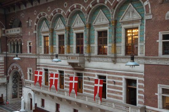 Hallen på Københavns Rådhus