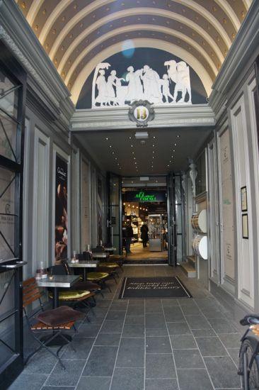 Hotel Chocolats i København