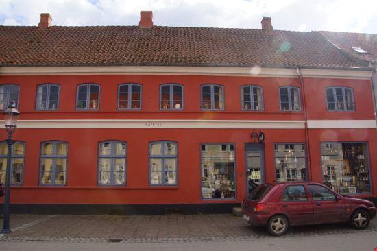 Cafe 44 i Bogense