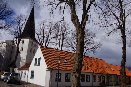 Sct.Nikolaj kirke i Bogense