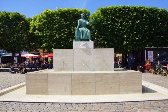 Axeltorv Statuen af Erik af Pommern